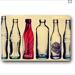 Retro Style Old Coca Cola floor mat new